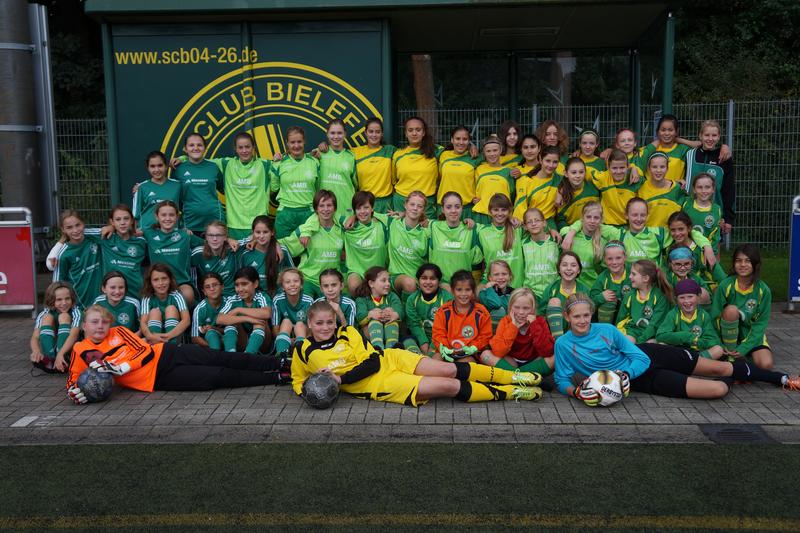Sc Bielefeld 04 26 E V 2014 15
